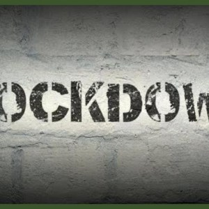 Get Ready For Lockdown 2.0