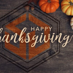 Happy Thanksgiving from Survival Dispatch!