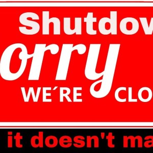 Is there another Shutdown coming: It doesn't matter if your prepared! Very strong ending...