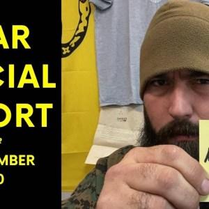 I'm BACK...?!? Bear Special Report 14 Dec 2020, Pt 2