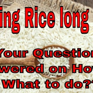 Storing Rice Long Term All Your Question Answered On How To And What To Do Unlock The Secret To Rice