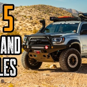 Top 5 Best Overland Vehicles (SUV's & Trucks)