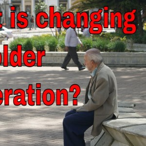 What is Changing our older Generation? Why the media is in control?