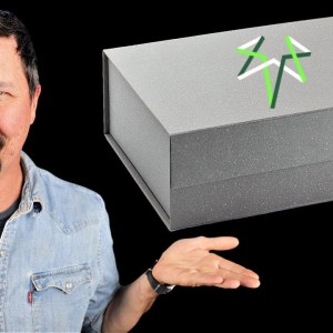 ELON MUSK Sent Me A Box