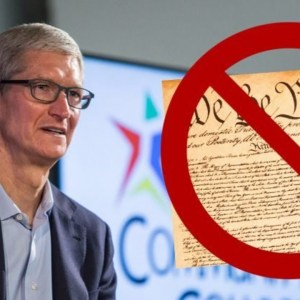 Censorship Will Get Worse: Apple CEO Tim Cook Calls For More Censorship of Social Media