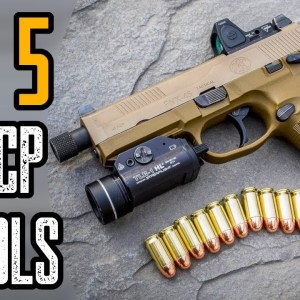 Top 5 Best .45 ACP Handguns for Concealed Carry and Duty