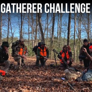 Hunter Gatherer Challenge - Part 1