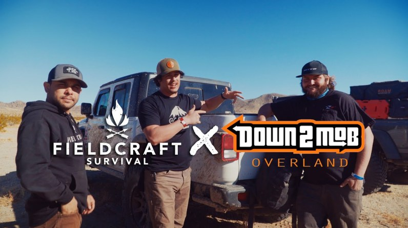Phil (Down2Mob) Joins Us to Talk All Things Overlanding and Mobility