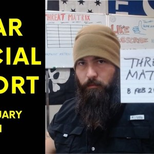Threat Matrix - Bear Special Report – 8 FEB 2021