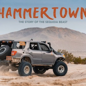 Hammertown: The Story of the Sequoia Beast
