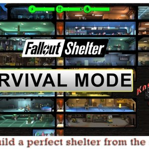 Fallout Shelter - Survival Mode - The Perfect Start 2021 - Part 6 The quests get more challenging