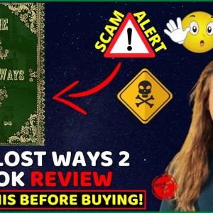 The Lost Ways 2 Review❌😲Don't Buy The Lost Ways 2 Survival Book By Claude Davis Before Watching This
