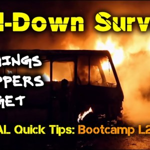 9 Things Preppers Often Forget - Until It's Too Late  / Survival Quick Tips: Bootcamp - Ep2