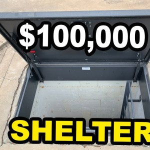 """$100,000 Do-it yourself Doomsday Bunker """"turns out fantastic"""""""