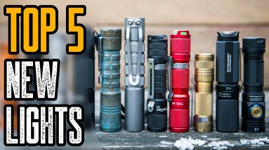 TOP 5 BEST RECHARGEABLE FLASHLIGHT 2021