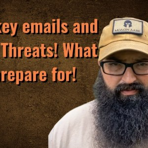 Dr Fakey emails and China threats. What to be prepared for.