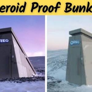 Asteroid Proof Bunker 😲|| OMG|| Arvind Arora|| jass facts|| mr.factician|| factzilla|| #shorts