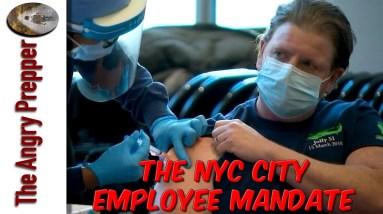 The NYC City Employee Mandate