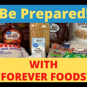 10 Forever Foods for your Long Term Prepper Pantry