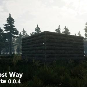 Survival Lost Way / News Update 0.0.4 \