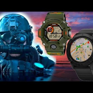 Top 5 Best Tactical Watches for NAVY SEAL's In The World