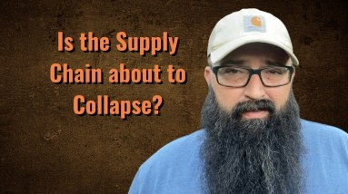 Is the Supply Chain about to Collapse?