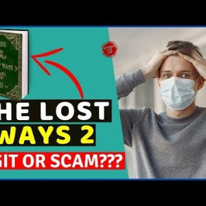 The Lost Ways 2  Review ||  Claude Davis The Lost Ways 2