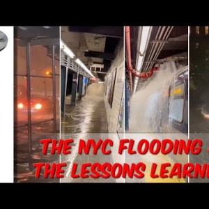 The NYC Flooding & Lessons Learned