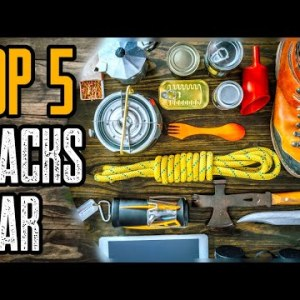 TOP 5 BEST ZPACKS BACKPACKING & CAMPING GEAR