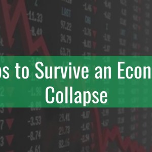 5 Easy Financial Tips to Survive an Economic Collapse