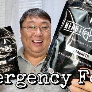 Be Prepared with Ready Hour Emergency Survival Food