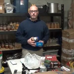DIY $20 3-DAY EMERGENCY FOOD SUPPLY