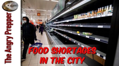 Food Shortages In The City