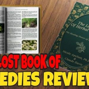 THE LOST BOOK OF REMEDIES - The Lost Book Of Remedies Review- The Lost Book Of Remedies Reviews
