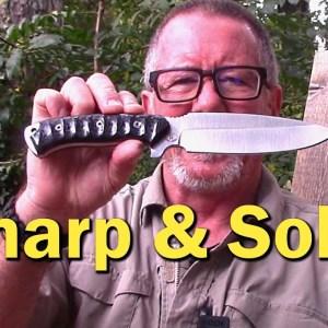 Jeotec No 15  Spanish Survival Knife - Sharp Saturday