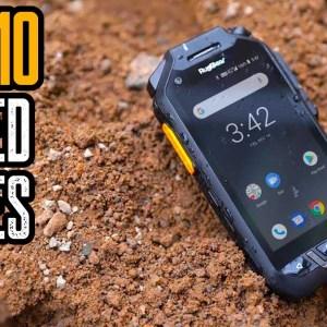 Top 10 Best Rugged Smartphones 2021 | Most Durable Phones 2021