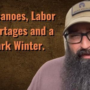 Volcanoes, Labor Shortage and Dark Winter