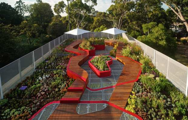 The Benefits Of Green Roofs And Green Walls