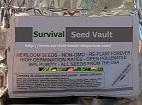 Survivalist Seed Vault