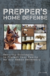 Prepper's Home Defense cover