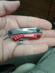 Gerber Dime Multi-Tool