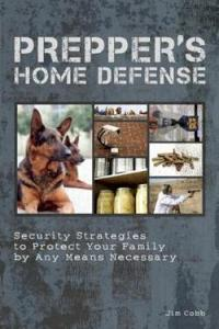 Preppers Home Defense Cover