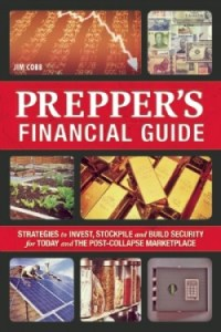 Prepper's Finanical Guide cover
