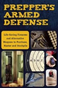 Prepper's Armed Defense cover