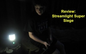 Streamlight Siege review cover