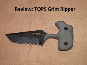 TOPS Grim Ripper