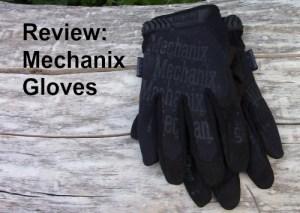 Mechanix Gloves review