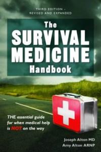 Survival Medicine Handbook 3rd edition cover