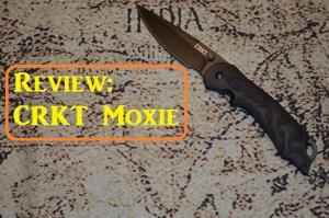 CRKT Moxie review
