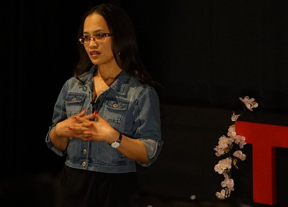 S&P Member, Ny Nourn, Gives TED Talk